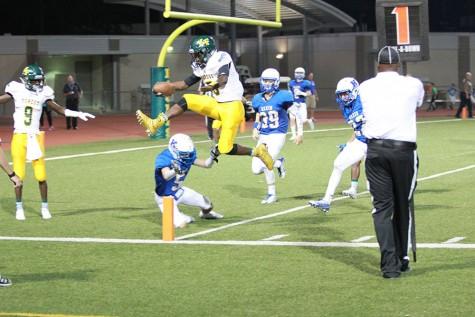 Touchdown!