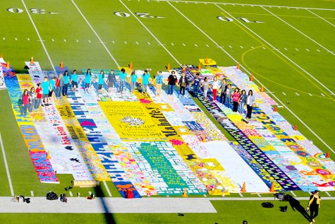 Paint the Community with Peace Quilt